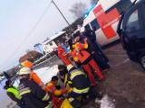 Verkehrsunfall Packer Straße - Höhe Wabelsdorf