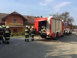 Zimmerbrand in Schulterndorf