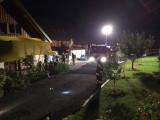 Brandübung im Therapiezentrum Weidenhof