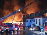 Flammeninferno im Osten von Klagenfurt