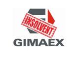 Insolvenz der Firma GIMAEX