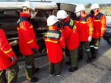 Technische Übung unserer Feuerwehrjugend