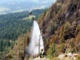 KAT Einsatz Waldbrand Windische Höhe