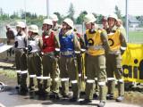 Gruppe 4 bei den Landesmeisterschaften