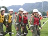 Feuerwehrjugend bei den Landesmeisterschaften 2015 in Glanegg