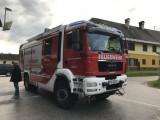 FF Atzbach mit RLFA 2000 zu Besuch