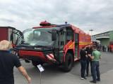 Besuch bei Rosenbauer - Graz