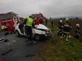 Schwerer Verkehrsunfall in Pirk bei Grafenstein