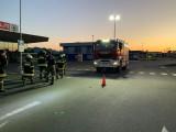 Der Übungsbetrieb am TLFA 4000 läuft auf Hochtouren