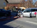 Sirenenalarm - Verkehrsunfall in Pirk