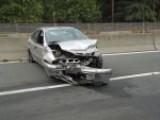 Verkehrsunfall auf A2