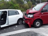 Verkehrsunfall A2 auf Höhe Unterflurtrasse Reigersdorf