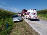 Verkehrsunfall in Grafenstein