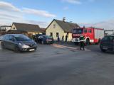 Verkehrsunfall auf Höhe Lagerhaus