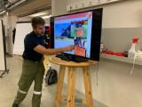 Übung Waldbrandbekämpfung
